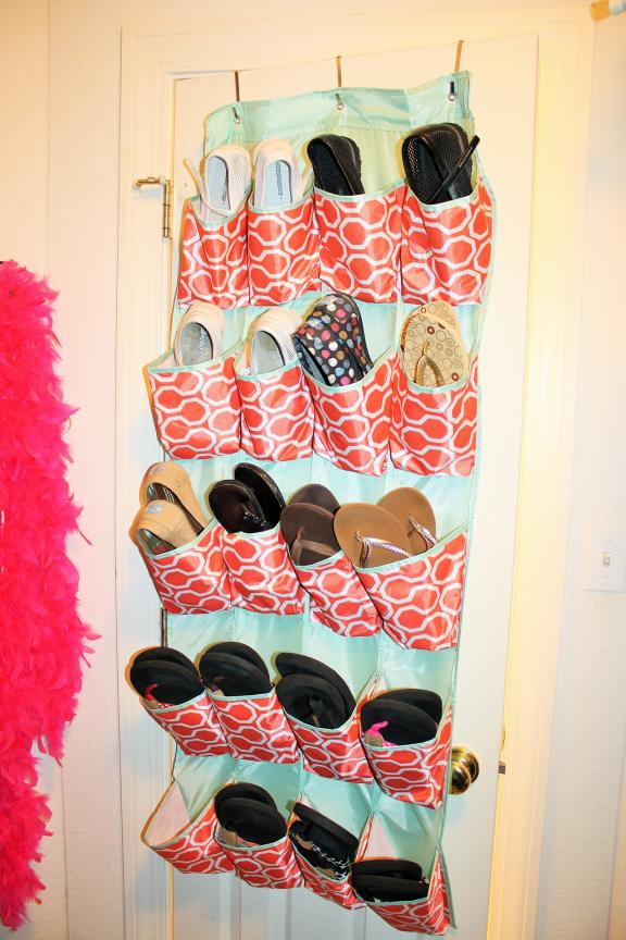 Door Hanging Shoe Organizer