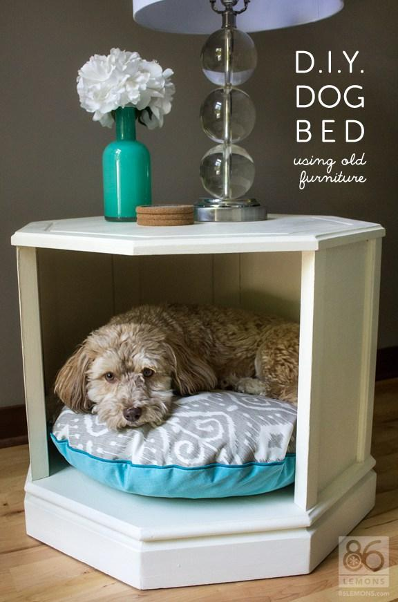 End Table Hide-a-Bed for Pets