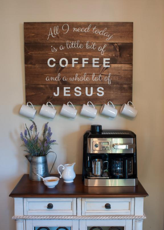 Getting Your Java with Jesus