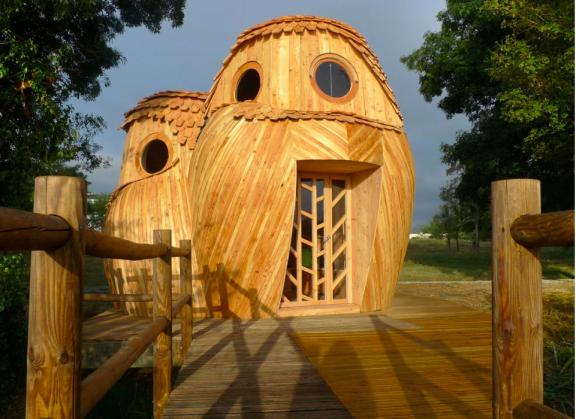 Guess Who: A Home Built for the Birds