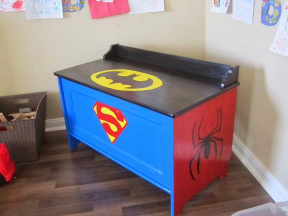 Super Toy Box