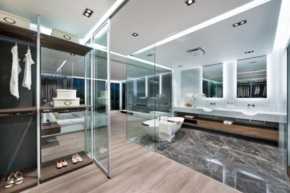 The Master Suite Wet Room