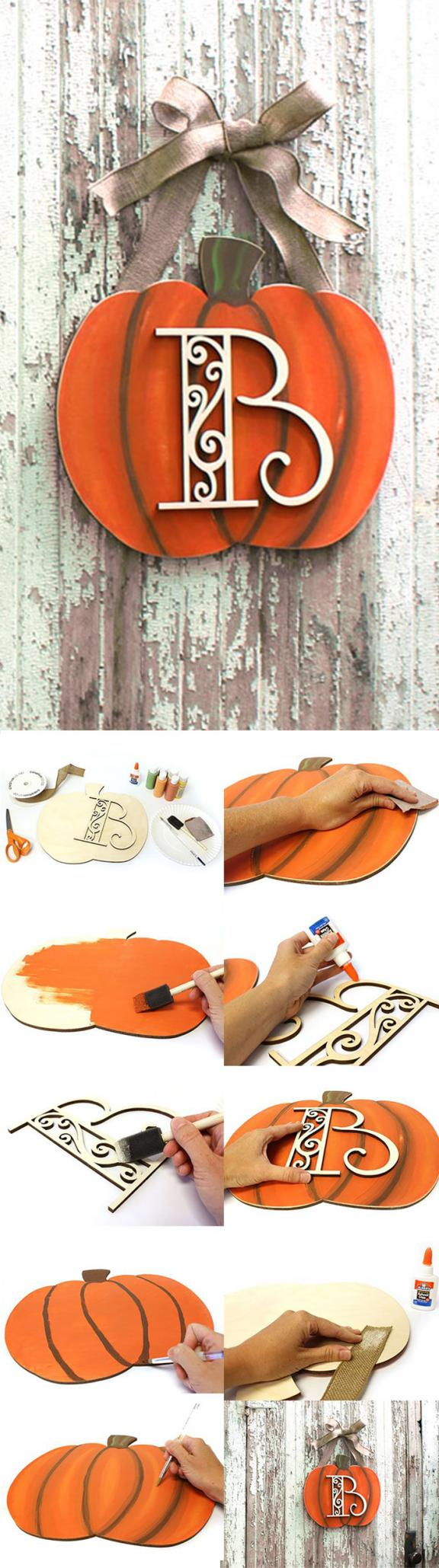 Questo DIY Fall Craft è semplicemente irresistibile