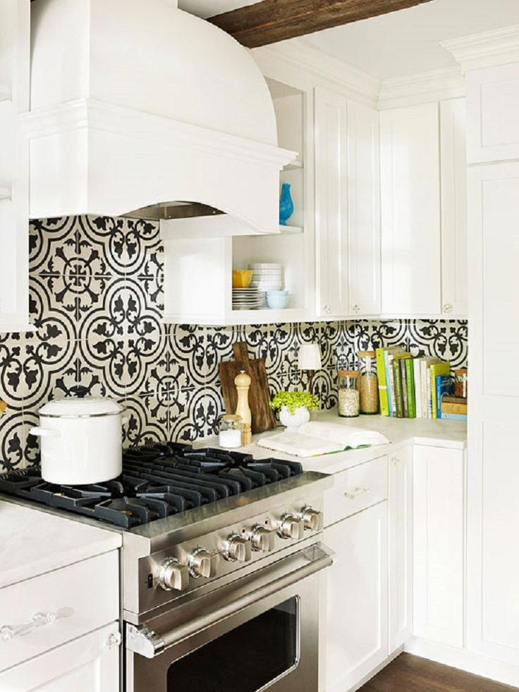 Black and White Tile Ideas