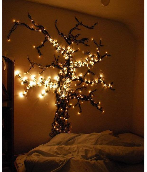 Bring the Forest Indoors with this Great Idea
