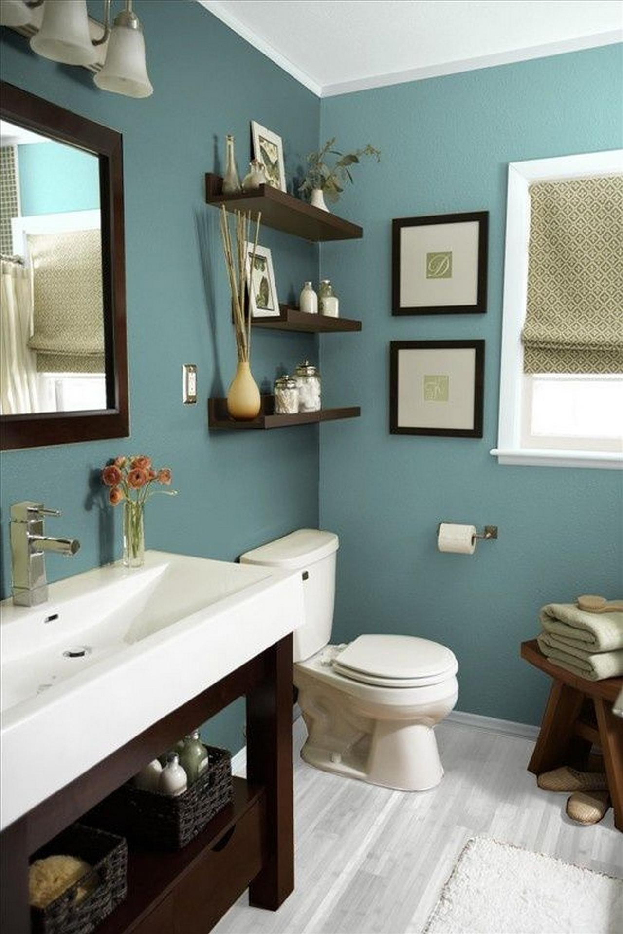 Chic and Calming Blue Design Theme