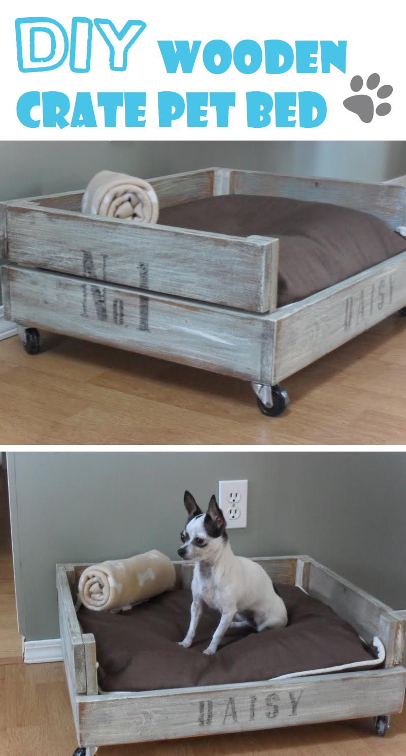 Durable DIY Pet Bed