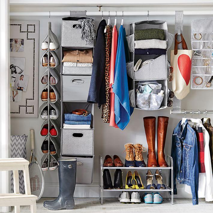 Eclectic Storage Solutions