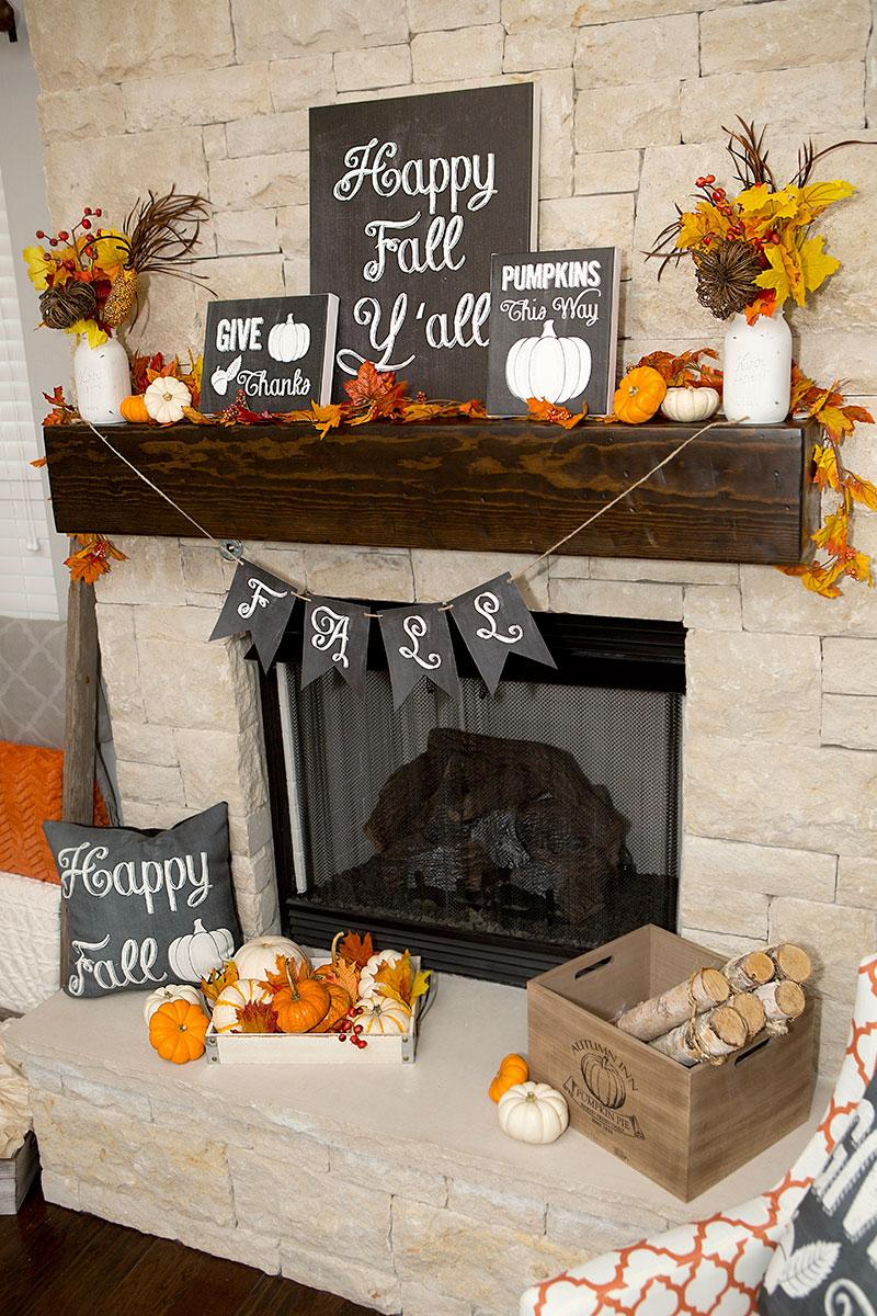 Make Your Fall Decor Personal