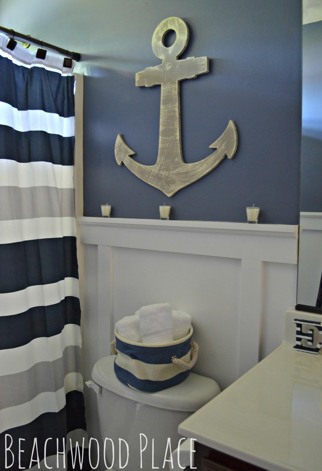 Nautical Bathroom