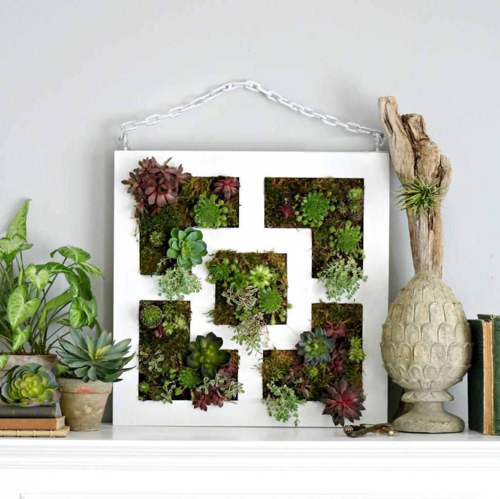 No Space is too Small for a Vertical Garden