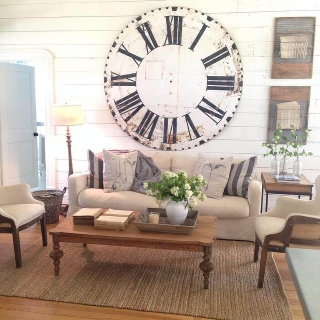 On Time and On Style Living Space