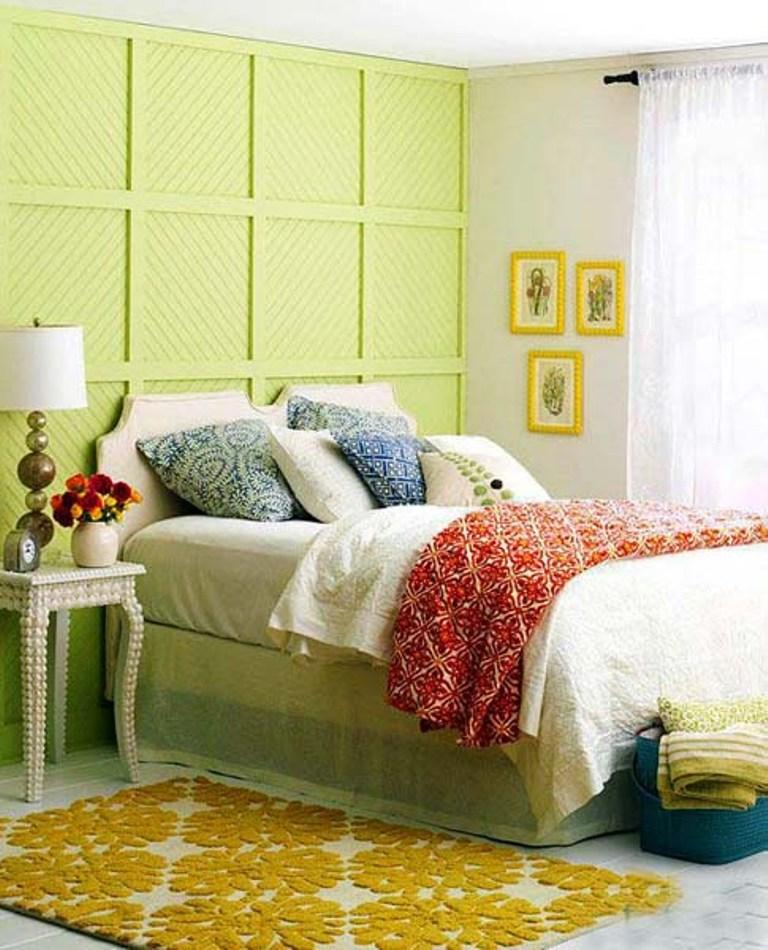 Peaceful Pastels Bedroom Decor