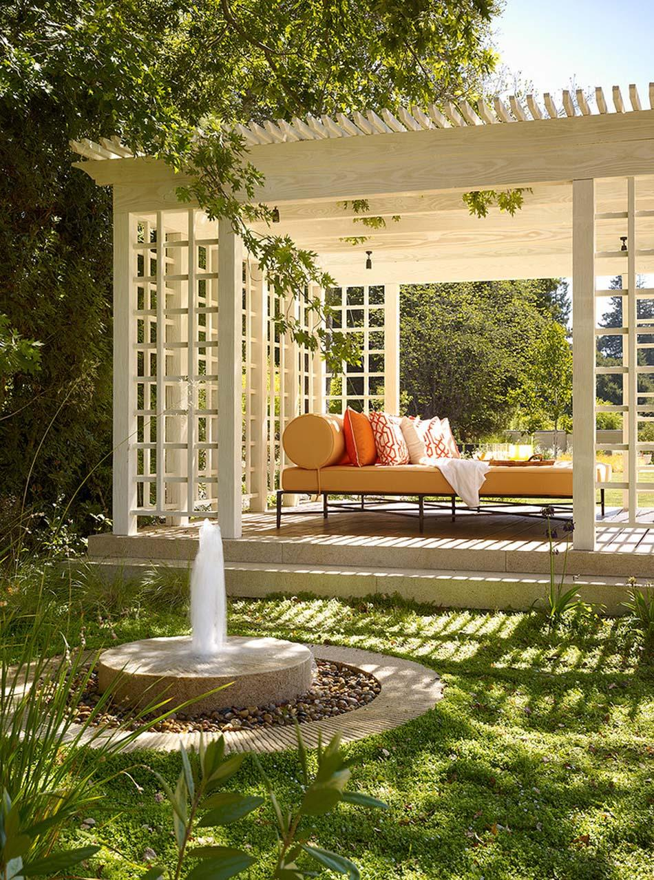 Quiet Pleasures Patio Idea