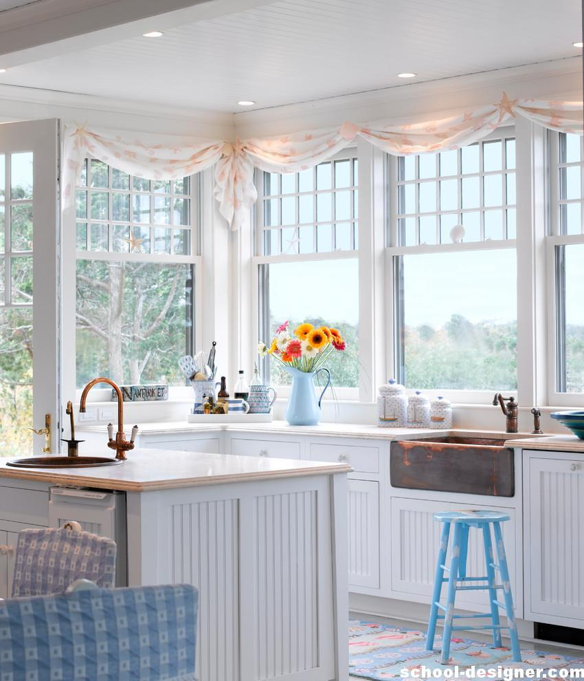 Say Yes to Bright Kitchens