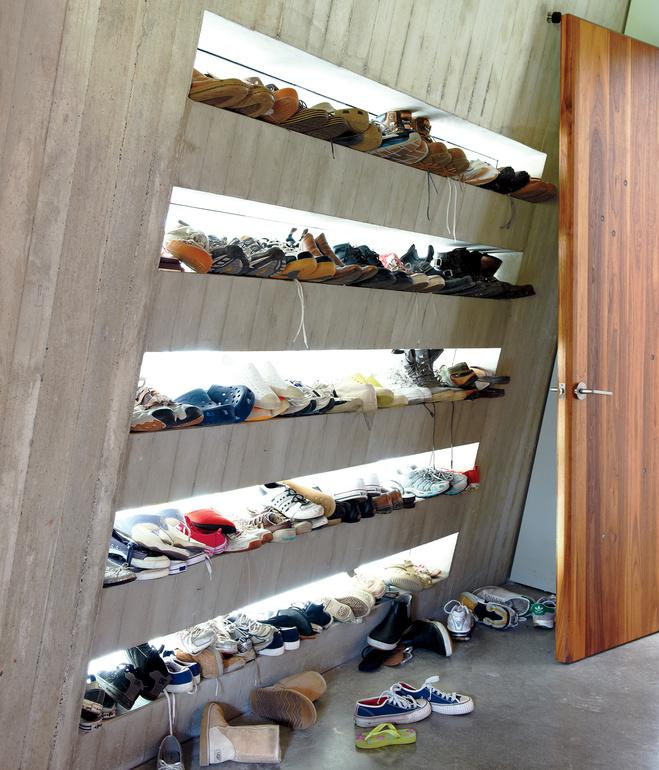 Shoe Rack Ideas for Teenagers