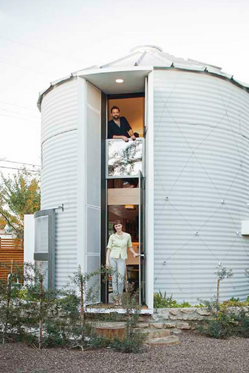 Silos: Not Just for Grain