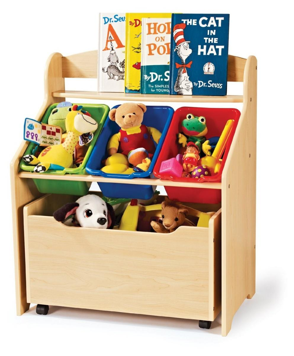 Simple Toy Organization