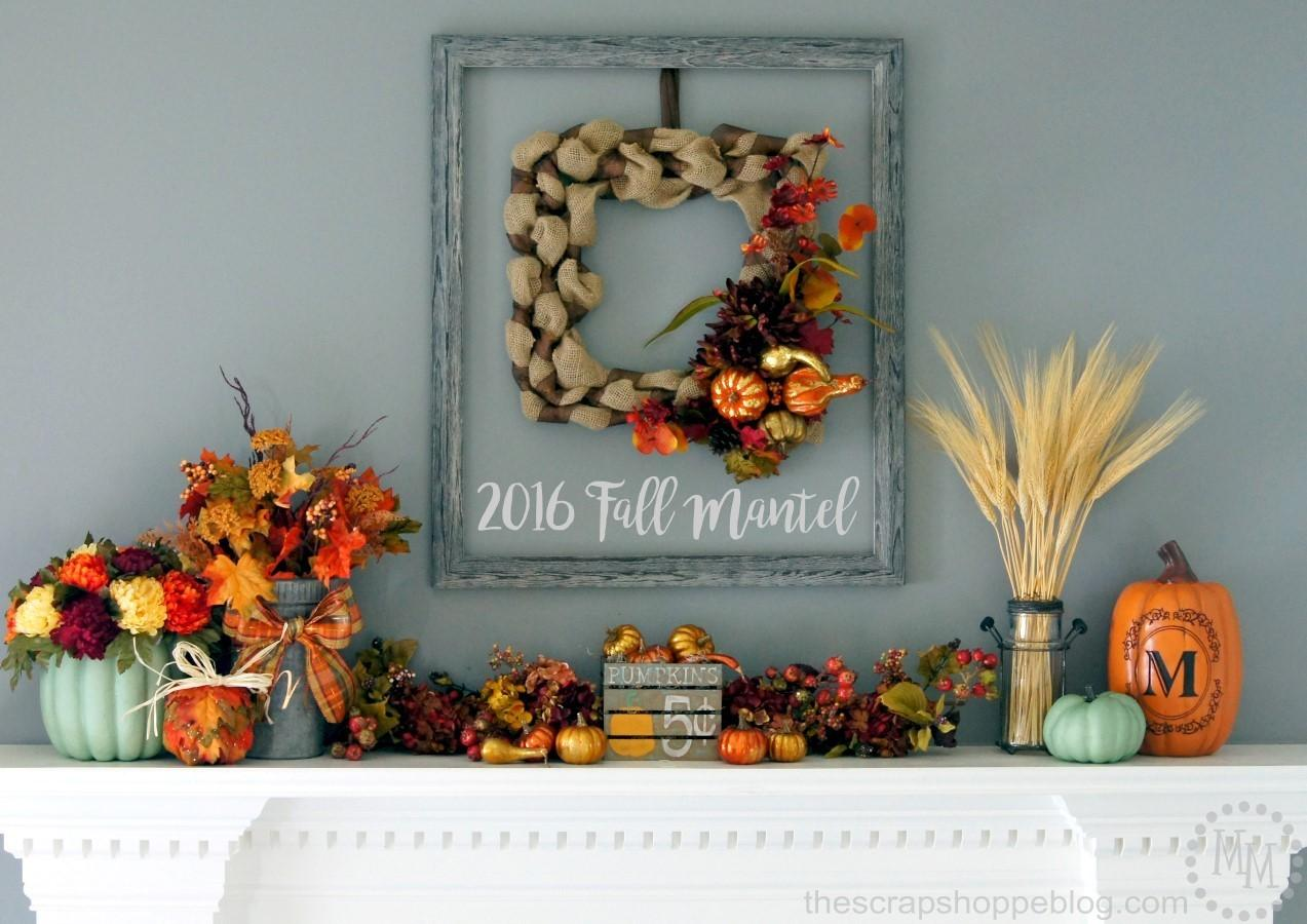 The Colors of Fall Fill your Home