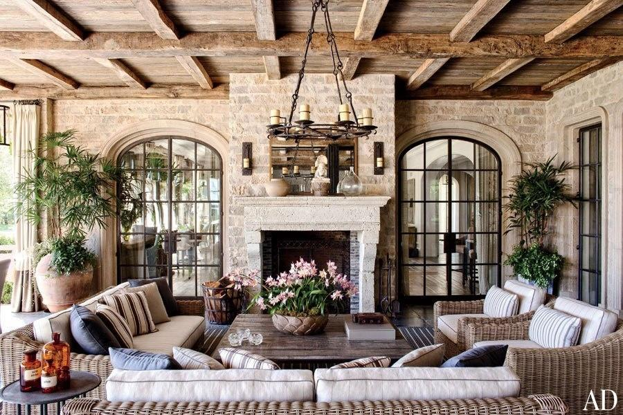 The Manor Living Room Design Ideas