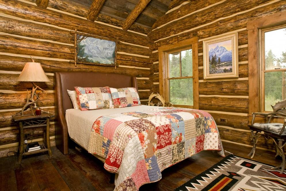 The Rustic Cabin