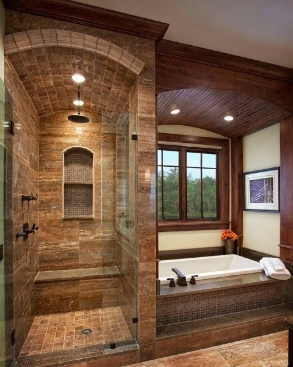 Villa Inspired Bathroom